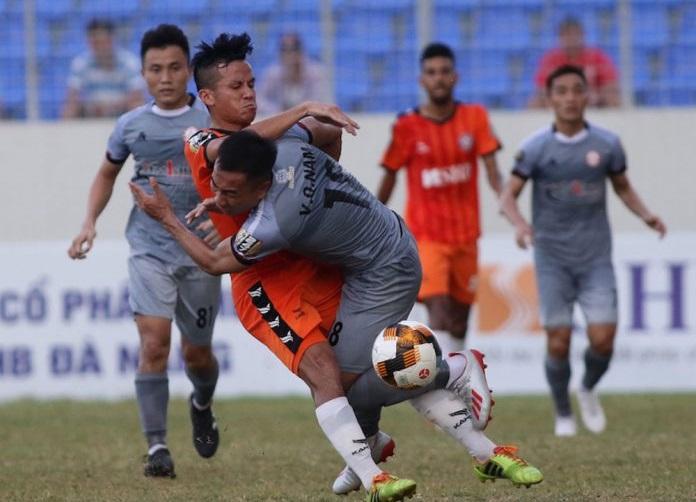 Vòng 12 Giải VĐQG Wake-up 247- 2019: SHB Đà Nẵng khiến TP.HCM chưa thể sớm vô địch lượt đi