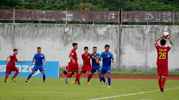 Kết quả lượt trận 5 giải hạng Nhì Quốc gia - Cúp Asanzo 2019, ngày 31/5
