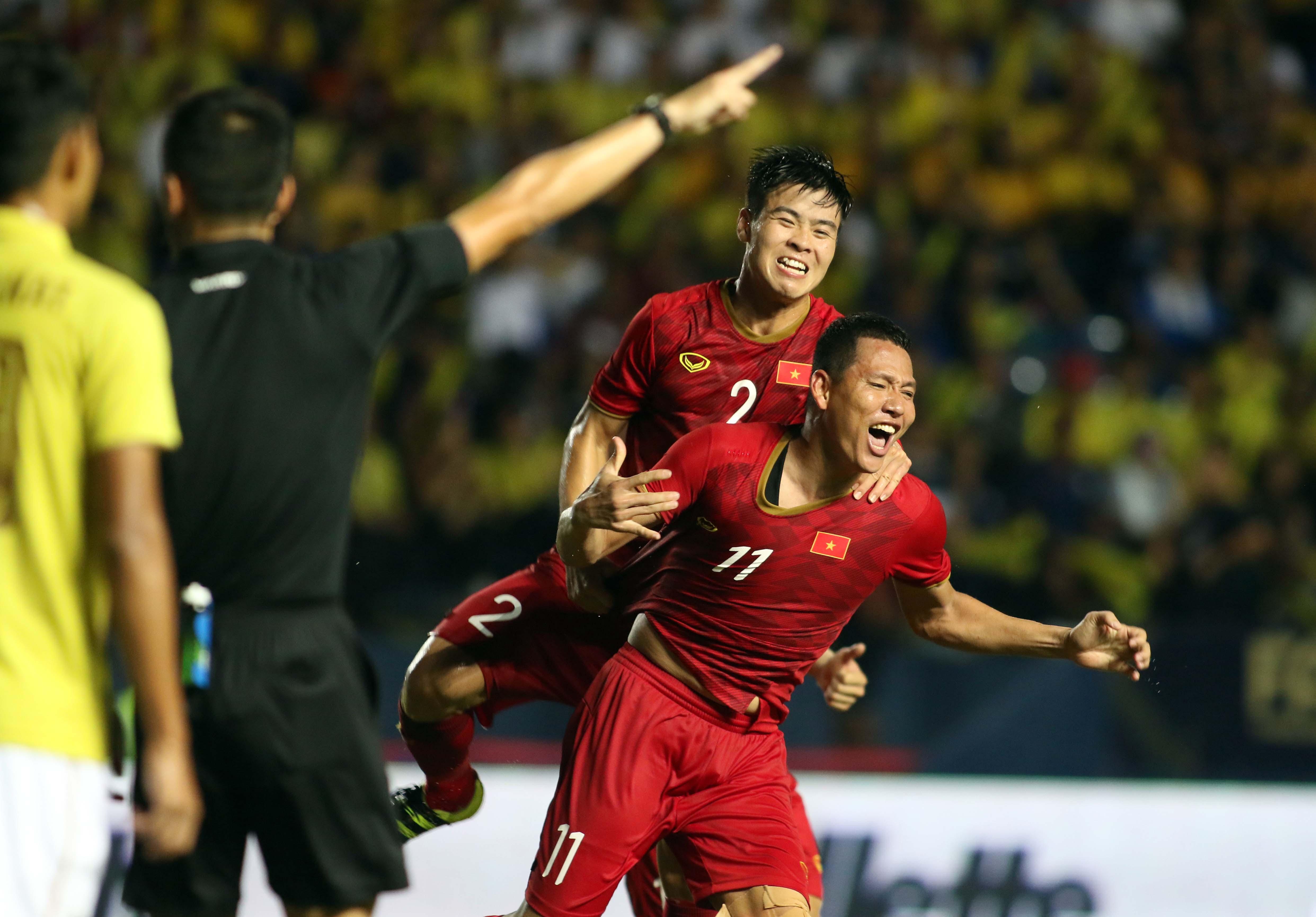 Thắng Thái Lan 1-0, ĐT Việt Nam vào chung kết King's Cup 2019