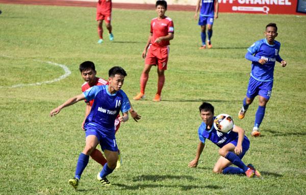 Vòng 6 giải hạng Nhì Quốc gia - Cúp Asanzo 2019, ngày 5/6: Trẻ Hà Nội bám sát ngôi đầu bảng A