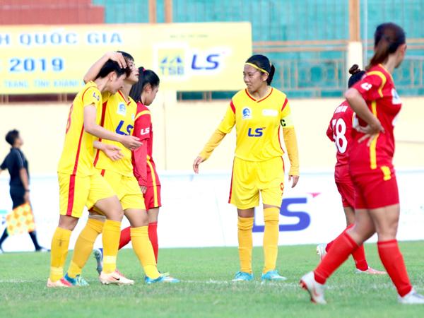 Lượt 1 giải BĐ Nữ VĐQG - Cúp Thái Sơn Bắc 2019 (11/6): TP Hồ Chí Minh I đại thắng trận ra quân