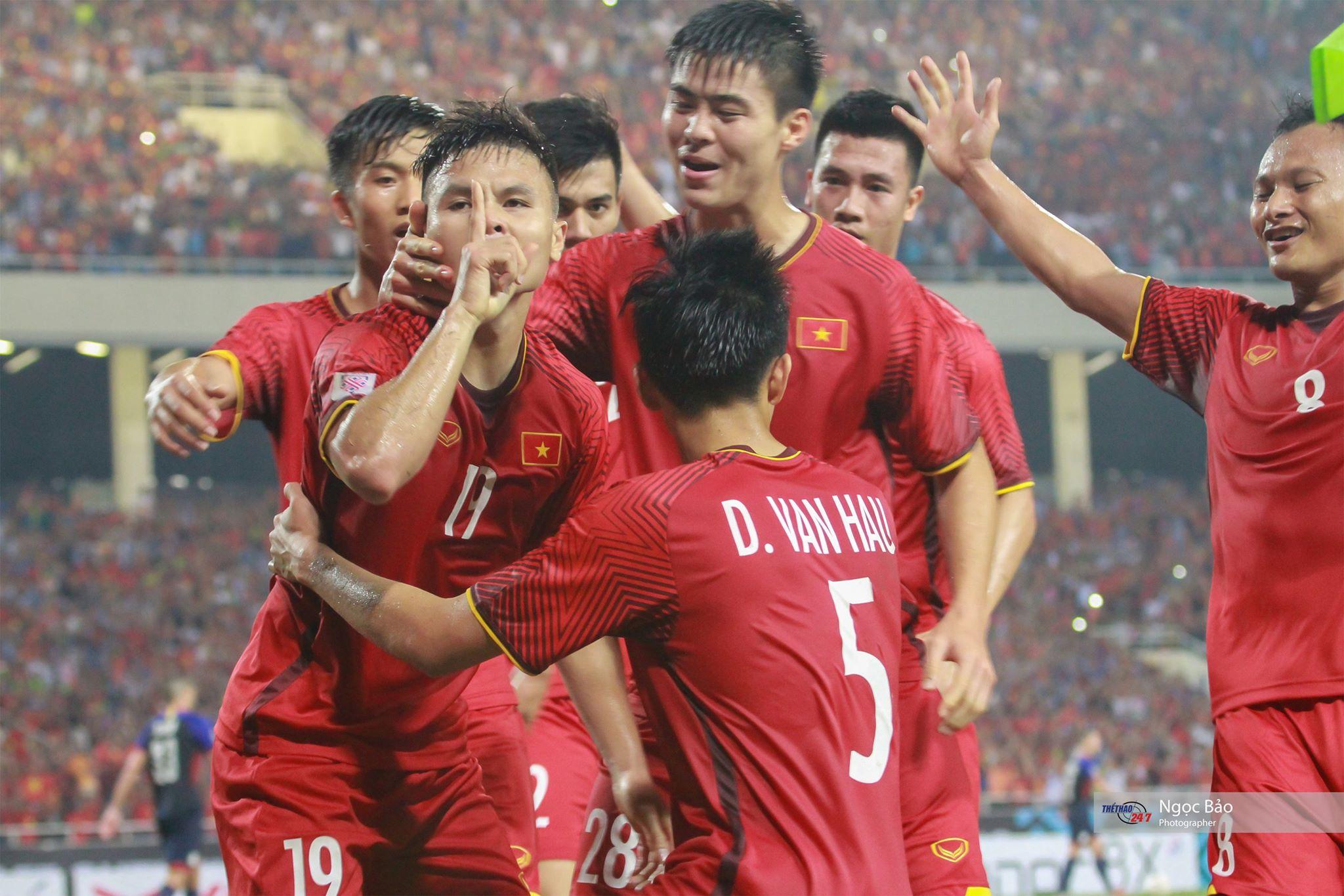 BXH FIFA tháng 6/2019: ĐT Việt Nam tăng 2 bậc, gia nhập tốp 15 châu Á