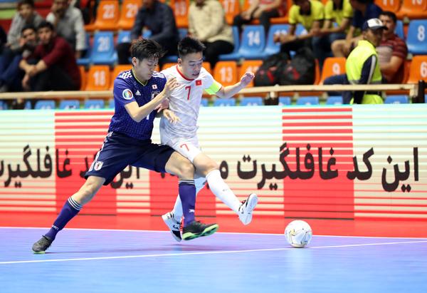 Nhì bảng C, U20 futsal Việt Nam gặp Indonesia tại Tứ kết VCK U20 futsal châu Á 2019
