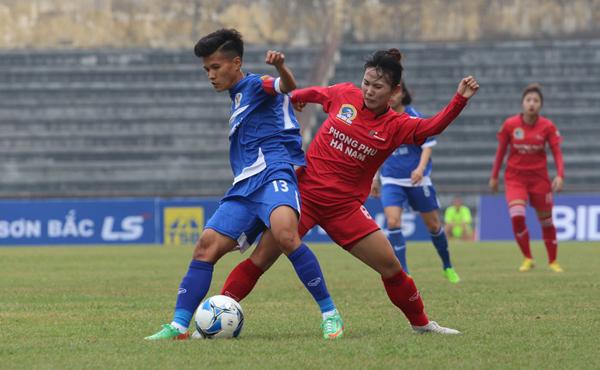 Vòng 3 giải BĐ Nữ VĐQG – Cúp Thái Sơn Bắc 2019: Đại chiến ngôi đầu
