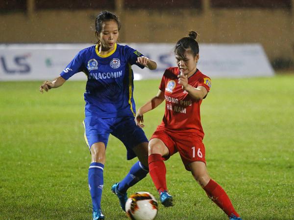 Vòng 3 giải BĐ nữ VĐQG – Cúp Thái Sơn Bắc 2019 (17/6): TNG Thái Nguyên đại thắng, ĐKVĐ hòa may mắn