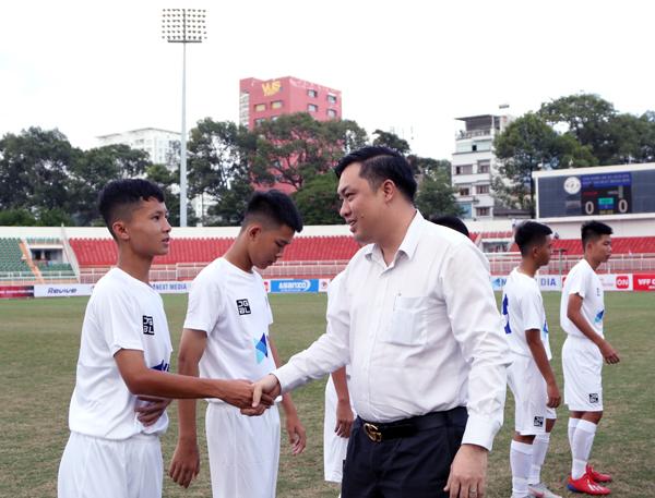 VCK Giải vô địch U15 QG- Next Media 2019: Bước khởi đầu của các nhà vô địch