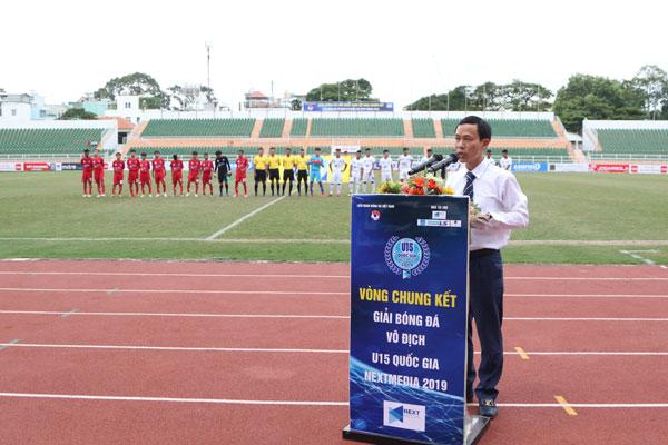 Khai mạc VCK giải bóng đá Vô địch U15 Quốc gia - Next Media 2019: HAGL thắng đậm trận ra quân