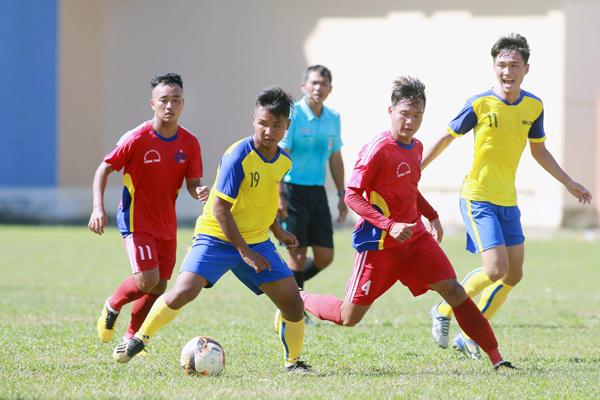 Kết quả vòng loại giải vô địch U21 QG Báo Thanh Niên 2019 (ngày 19/6)