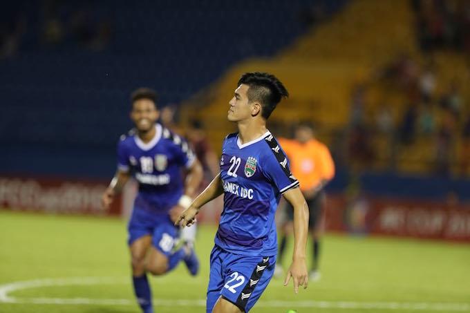 BK lượt đi khu vực ĐNA - AFC Cup 2019 - sân Bình Dương: Chơi thiếu người, B.Bình Dương vẫn đánh bại PSM Makassar