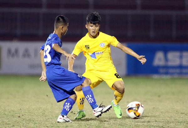 Kết quả VCK giải bóng đá Vô địch U15 Quốc gia - Next Media 2019, ngày 20/6: Thắng TP Hồ Chí Minh 4-1, SLNA vượt lên chiếm ngôi đầu