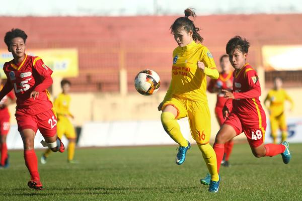 Vòng 4 giải BĐ Nữ VĐQG – Cúp Thái Sơn Bắc 2019 (21/6): Thắng TP.HCM II, PP.Hà Nam giữ ngôi đầu