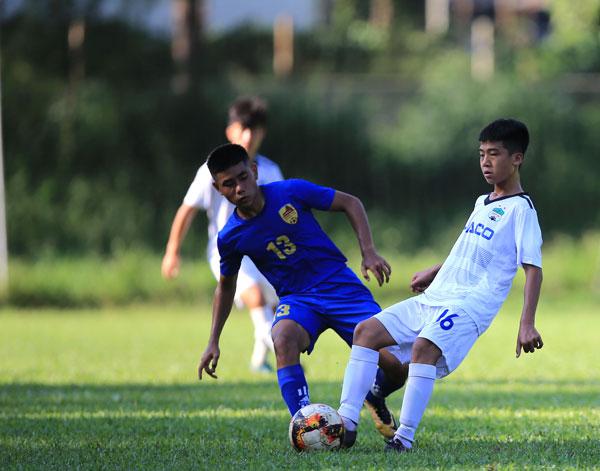 Xác định 8 đội lọt vào VCK giải bóng đá Vô địch U17 Quốc gia 2019