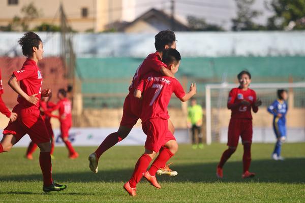 Vòng 4 giải BĐ nữ VĐQG - Cúp Thái Sơn Bắc 2018 (22/6): Hà Nội thắng nghẹt thở Than KSVN