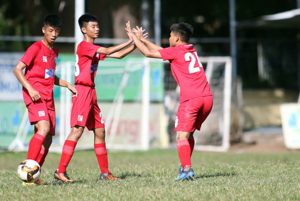 Kết quả lượt cuối bảng B, VCK U15 Quốc gia - Next Media 2019, ngày 23/6: Viettel và SHB Đà Nẵng giành 2 tấm vé cuối cùng vào bán kết