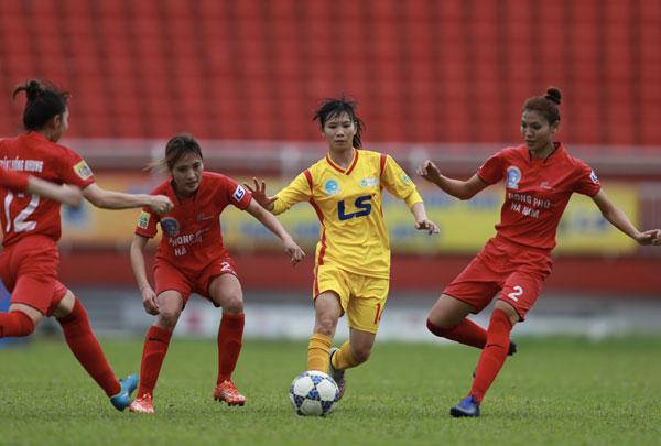 Nhận định trước vòng 5 giải bóng đá nữ VĐQG - Cúp Thái Sơn Bắc 2019