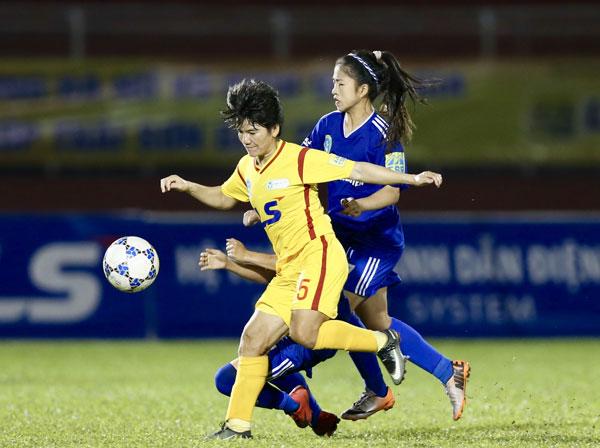 Nhận định trước vòng 6 giải bóng đá Nữ VĐQG - Cúp Thái Sơn Bắc 2019