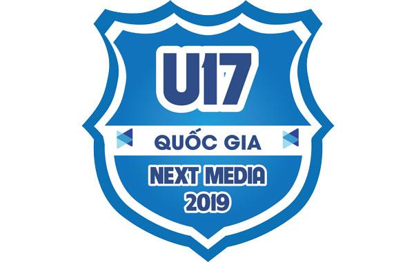 Lịch thi đấu VCK giải bóng đá Vô địch U17 Quốc gia - Next Media 2019