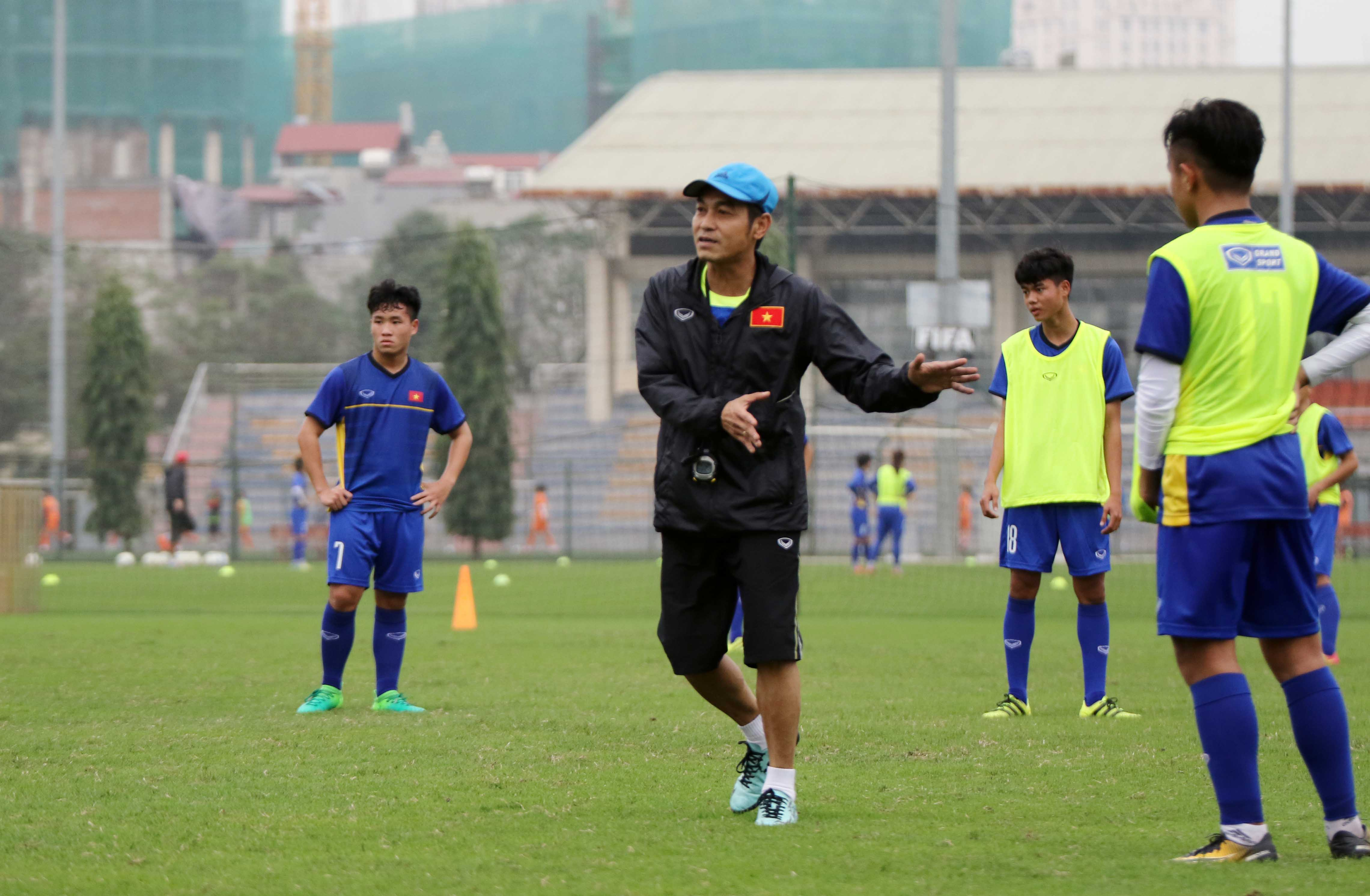 ĐT U15 Việt Nam triệu tập 31 cầu thủ chuẩn bị cho Giải vô địch U15 Đông Nam Á 2019