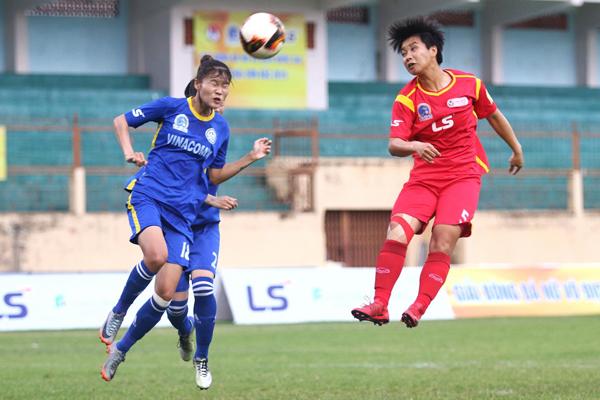 TP Hồ Chí Minh I vô địch lượt đi giải bóng đá Nữ VĐQG - Cúp Thái Sơn Bắc 2019