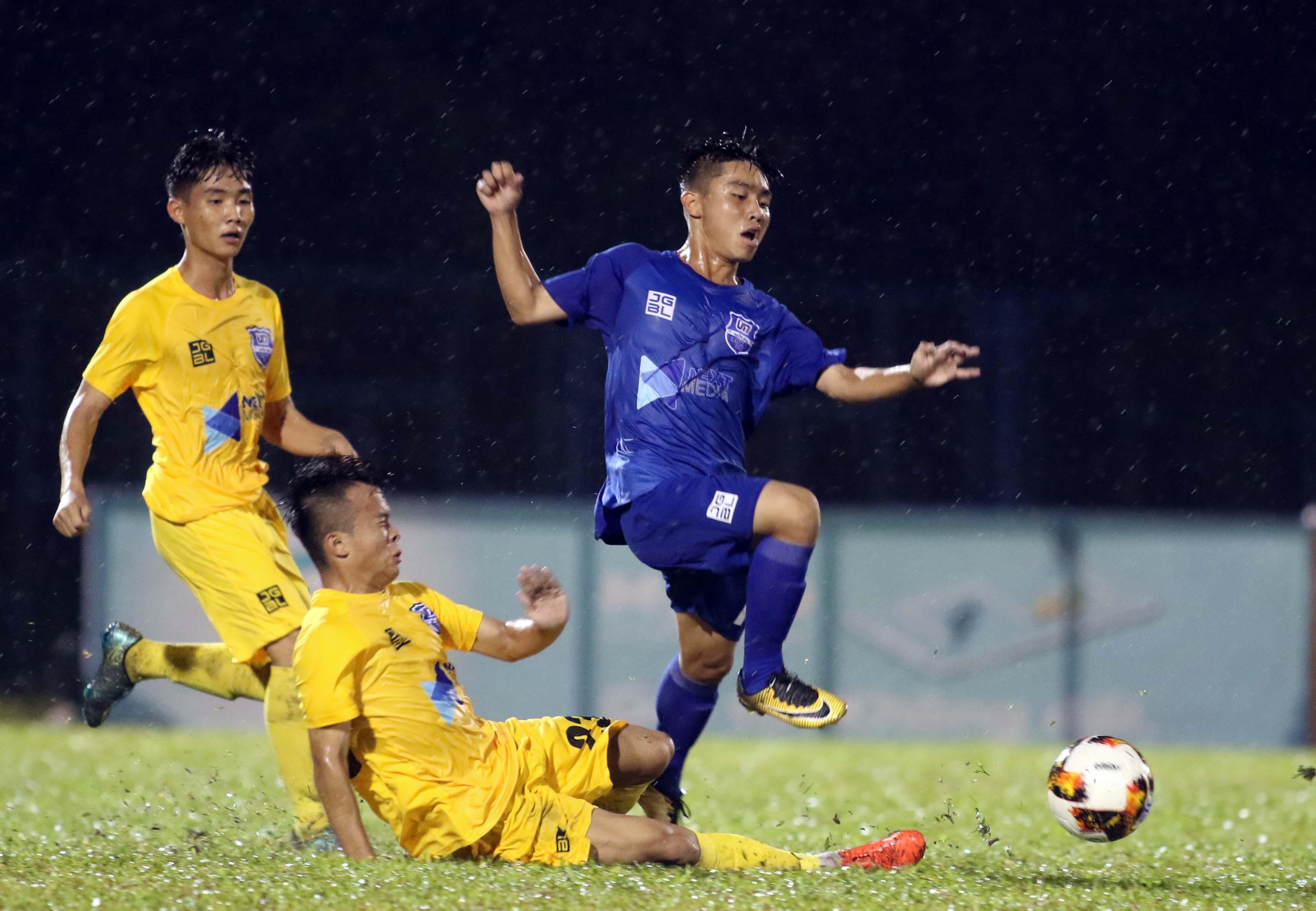 VCK Giải vô địch U17 QG- Next Media 2019: Thanh Hóa và B.Bình Dương bất phân thắng bại