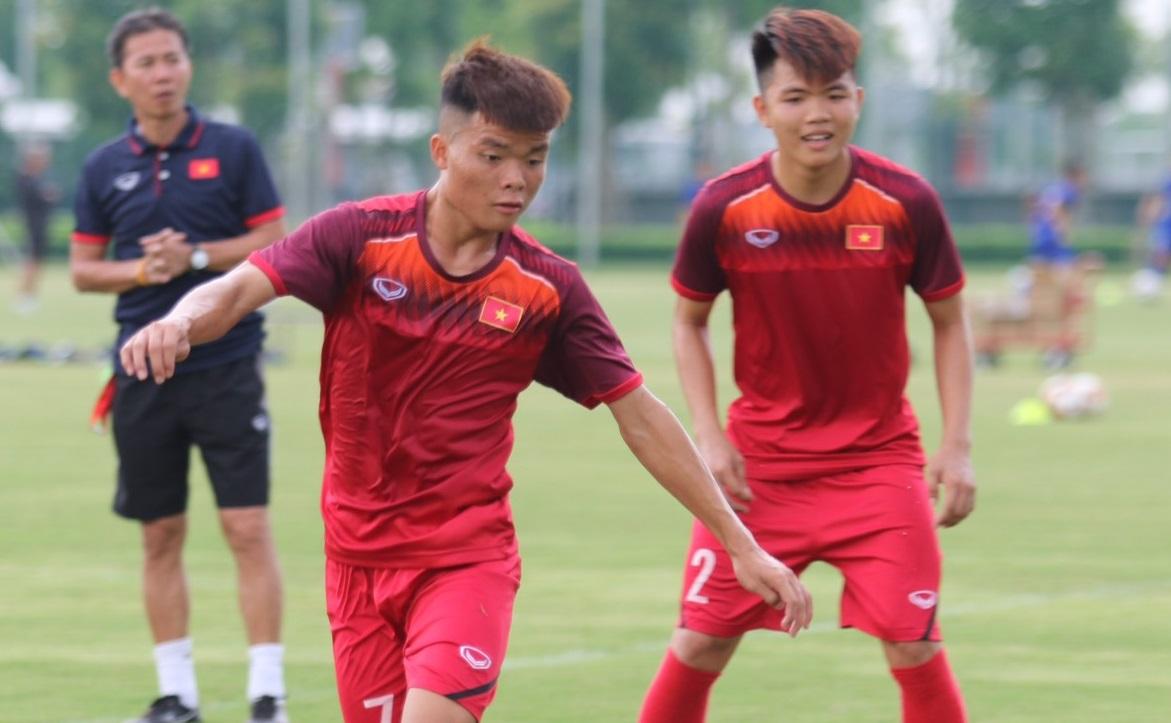 HLV Hoàng Anh Tuấn giải bài toán khó về lực lượng cho ĐT U18 Việt Nam