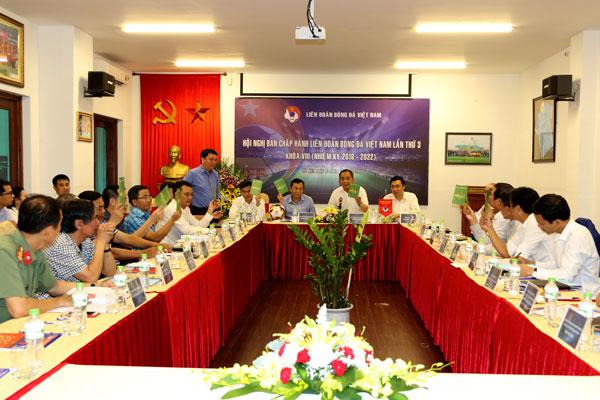 Hội nghị BCH LĐBĐVN lần thứ 3 khóa VIII: Phát huy sức mạnh tập thể để hoàn thành các mục tiêu đặt ra