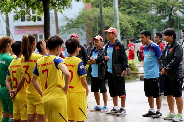 Đội tuyển nữ Quốc gia tập trung đợt 2/2019, chuẩn bị cho giải nữ Đông Nam Á 2019