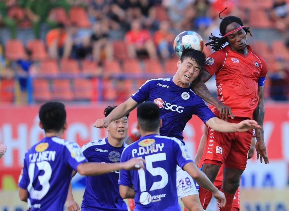 Vòng 14 Wake-up 247 V.League 1-2019: Sự trở lại của nhà ĐKVĐ