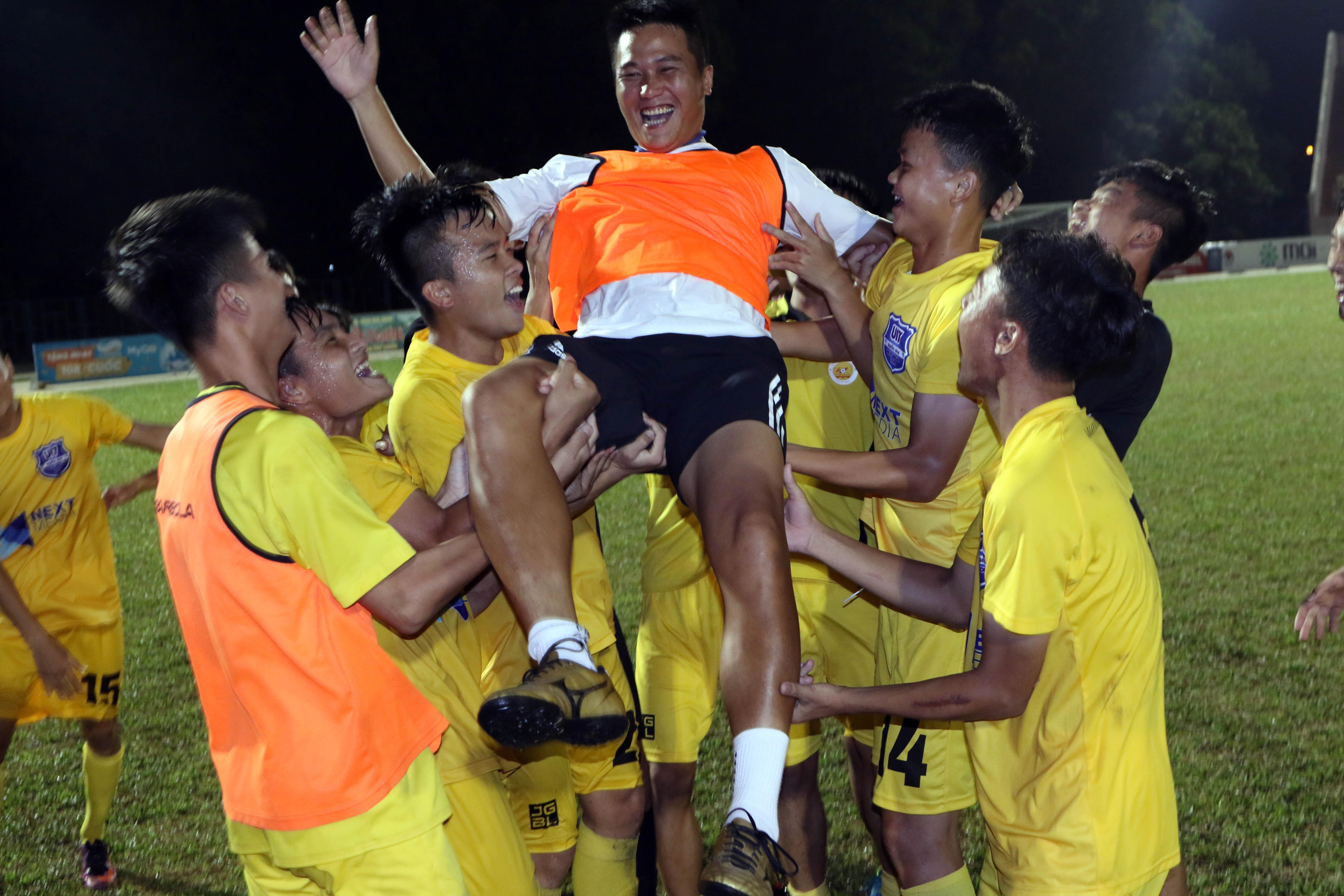 Thanh Hóa trở thành đối thủ của PVF trong trận chung kết Giải vô địch U17 QG- Next Media 2019