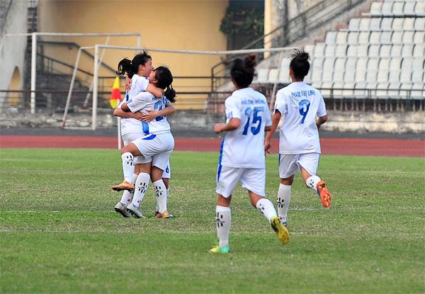 Ngày 13/7, khai mạc giải bóng đá nữ Vô địch U16 Quốc gia 2019
