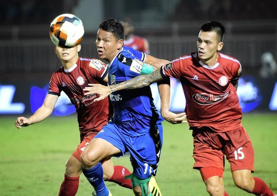 Vòng 15 Wake-up 247 V.League 1- 2019: CLB TP.HCM lấy lại ngôi đầu