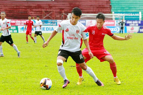 Kết quả lượt trận thứ 9 giải bóng đá hạng Nhì Quốc gia 2019, ngày 15/7: Vĩnh Long có 3 điểm đầu tiên