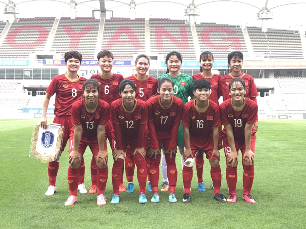 Giao hữu (17/7): Thi đấu kiên cường, U19 nữ Việt Nam để thua U18 nữ Hàn Quốc trên loạt sút luân lưu