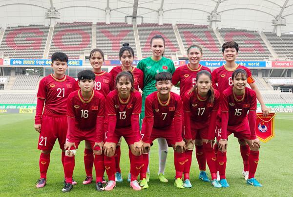 Thi đấu giao hữu (18/7), U19 nữ Việt Nam vs U18 nữ Osaka: 1-2