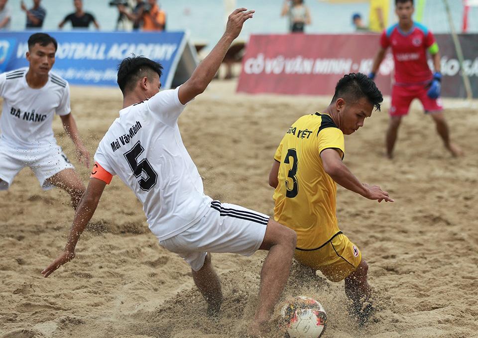 Đà Nẵng phô diễn sức mạnh bằng chiến thắng thuyết phục trước Gia Việt Quảng Ninh
