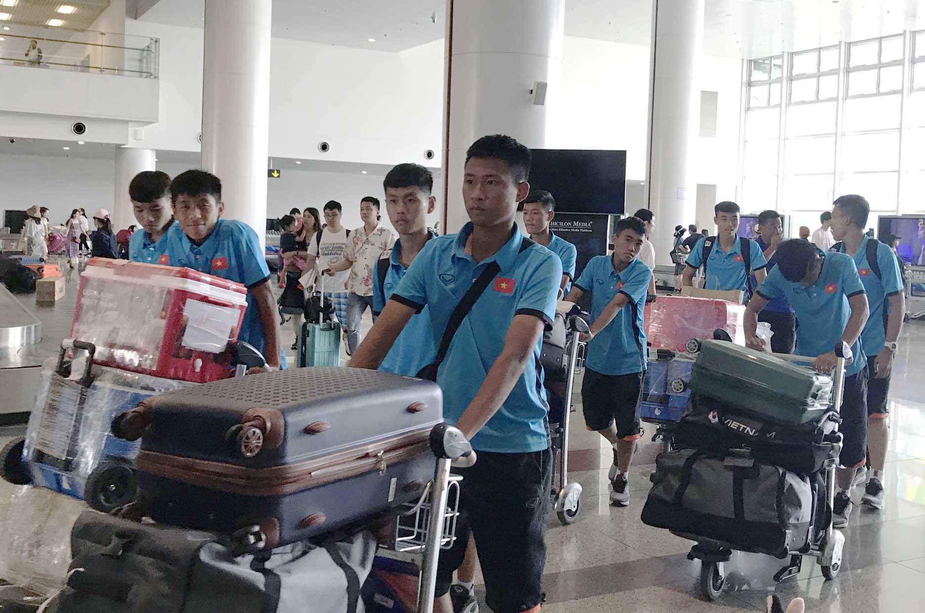 ĐT U15 Việt Nam kết thúc đợt tập huấn tại J-Green Sakai, Nhật Bản