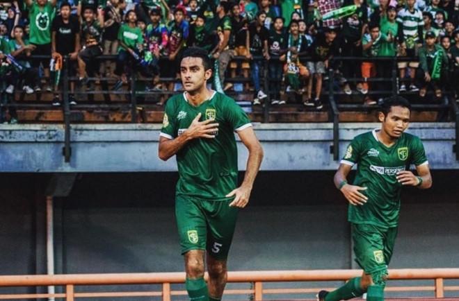 """Indonesia sẽ trình làng """"lá chắn thép"""" gốc Brazil ở vòng loại World Cup 2022"""