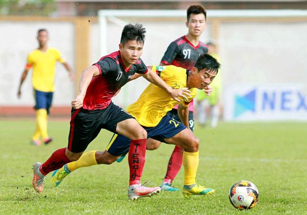 Kết quả Kết quả lượt 12giải hạng Nhì QG 2019, ngày 30/7: Thắng Lâm Đồng 2-1, Trẻ Hà Nội chiếm ngôi đầu bảng