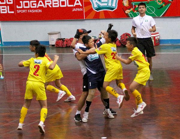 SLNA và Hà Nội cùng tranh chức Vô địch giải bóng đá Nhi đồng toàn quốc - Cúp KUN Siêu Phàm 2019