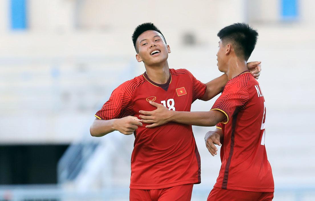 Giải vô địch U15 Đông Nam Á 2019, Việt Nam vs. Myanmar 3-0