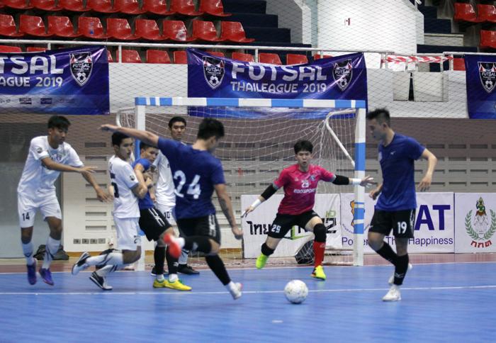 Thái Sơn Nam thắng đậm trong trận giao hữu cuối cùng trước thềm Giải futsal CLB châu Á 2019