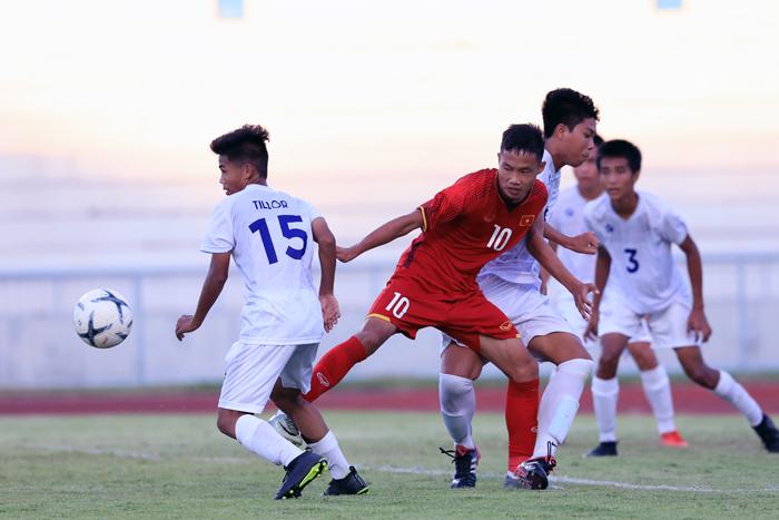 Điều chỉnh lịch thi đấu bán kết Giải vô địch U15 Đông Nam Á 2019