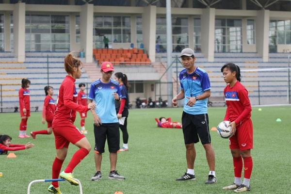 Danh sách ĐT U19 nữ QG tập trung giai đoạn 2 chuẩn bị cho VCK U19 nữ châu Á 2019