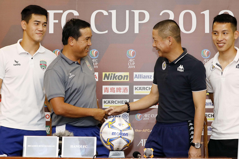 Chung kết lượt về AFC Cup 2019 khu vực Đông Nam Á, Hà Nội vs. B.Bình Dương: Quyết đấu