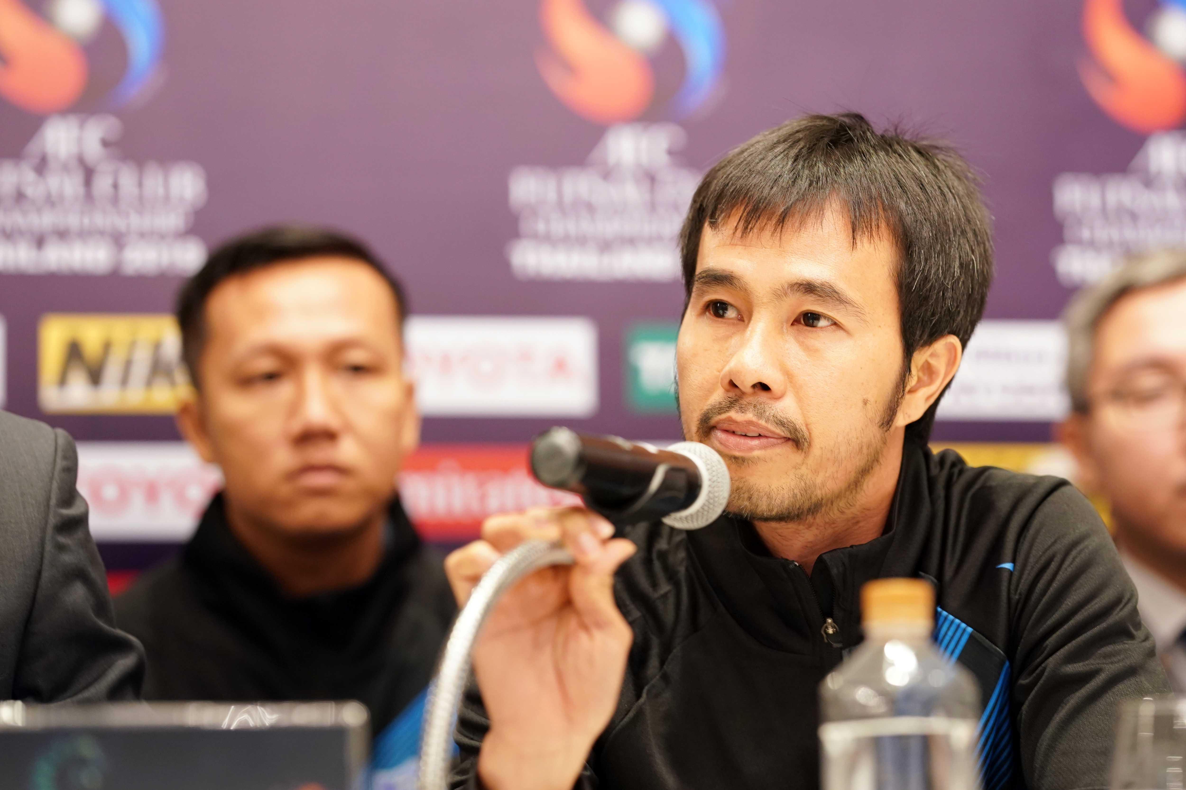 HLV Phạm Minh Giang hi vọng Thái Sơn Nam FC sẽ ra quân thắng lợi