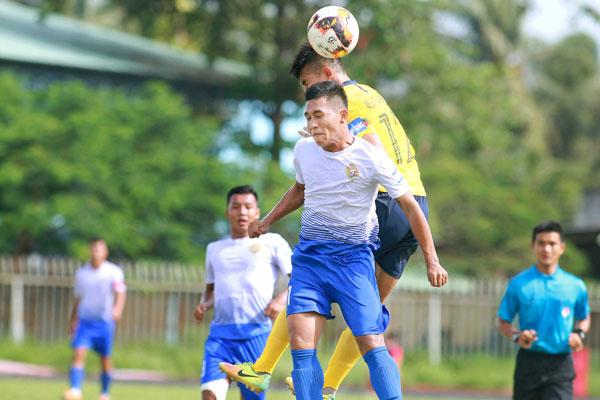Kết thúc vòng bảng giải bóng đá hạng Nhì Quốc gia 2019, ngày 8/8: Lâm Đồng giành tấm vé cuối cùng tham dự VCK