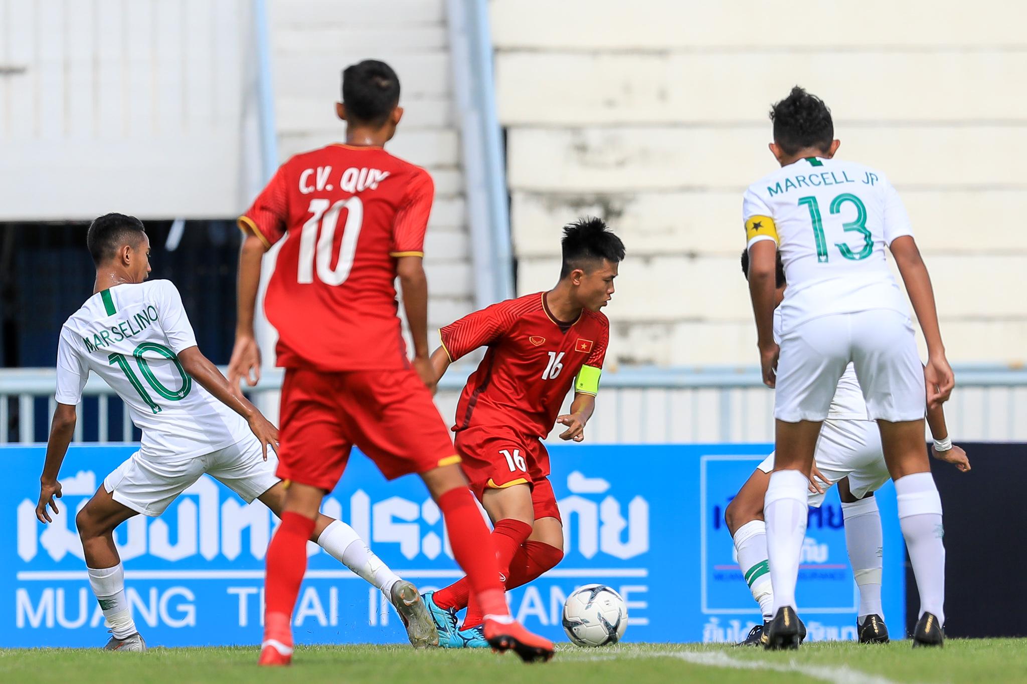 Thua sau loạt luân lưu 11m, U15 Việt Nam xếp thứ 4 tại Giải vô địch U15 Đông Nam Á 2019