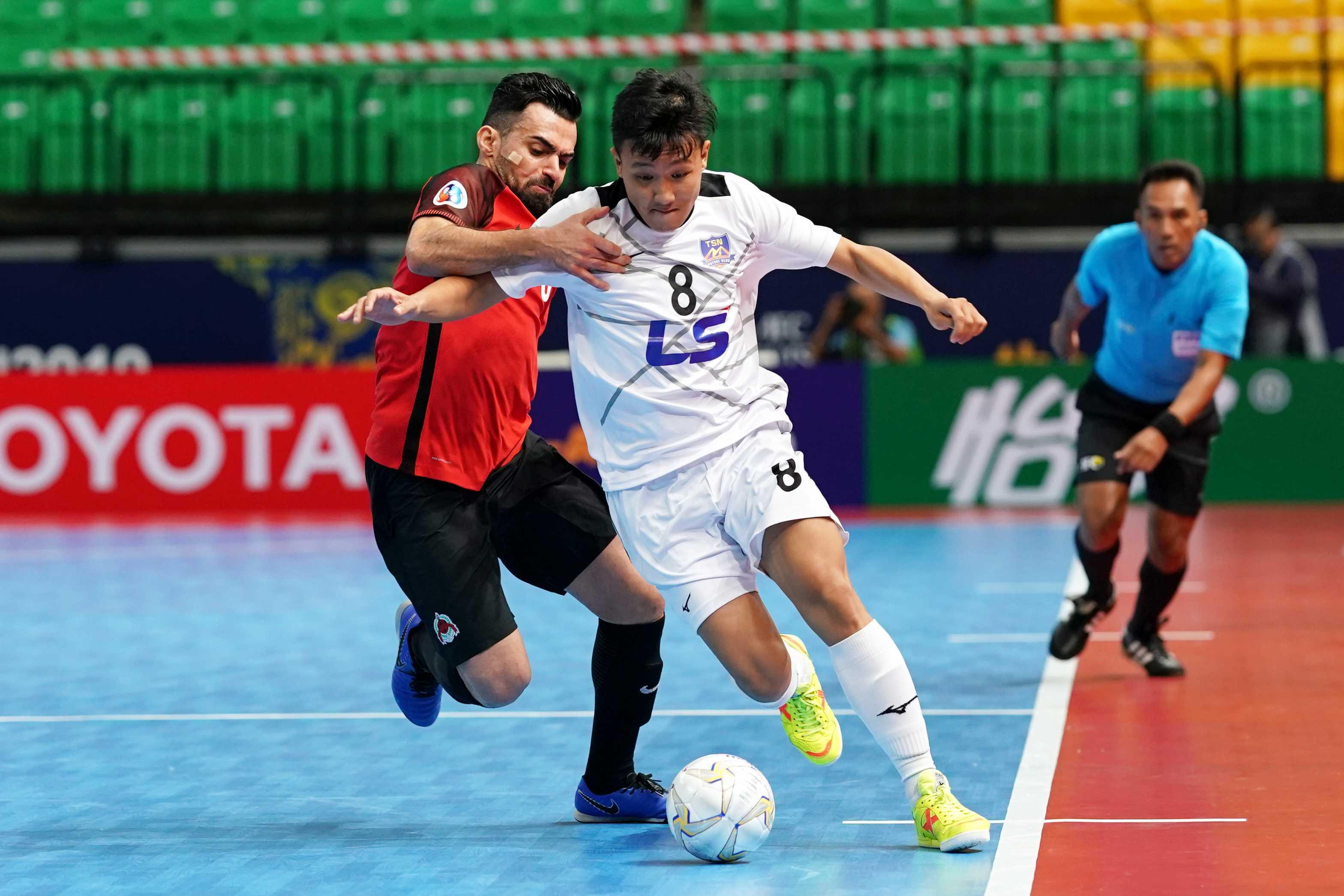 Thái Sơn Nam FC thắng trận thứ hai liên tiếp tại Giải futsal CLB châu Á 2019