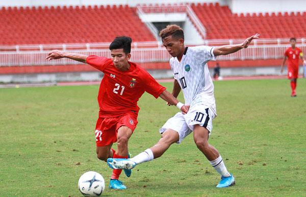Vòng 3 bảng A giải U18 Vô địch ĐNA - Cúp Next Media 2019: Indonesia và Myanmar tiếp mạch thắng