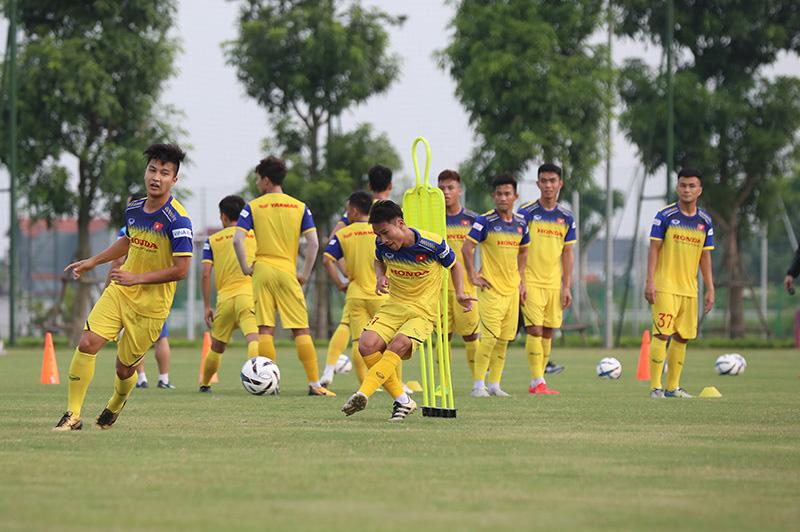 19 cầu thủ U22 Việt Nam được triệu tập cho đợt tập trung ngắn hạn lần 2 tháng 8/2019